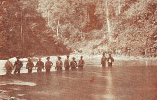 Tocht van Van Daalen door de Gajo (1905)