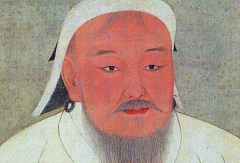 Dzjengis Khan (ca.1162-1227): Mongoolse wereldheerser
