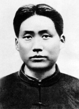 Mao in 1927 (Publiek Domein - wiki)