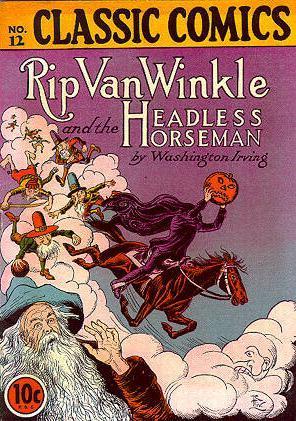 Rip van Winkle, een Nederlandse immigrant