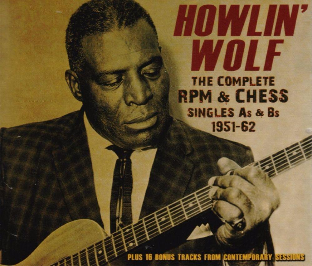 Album van Howlin' Wolf