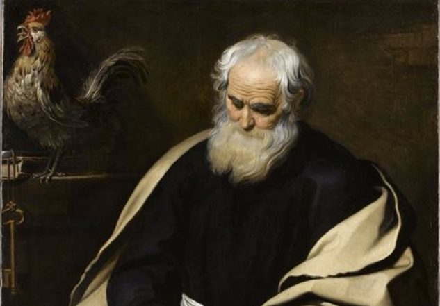 Berouwvolle Petrus - Gerard Seghers