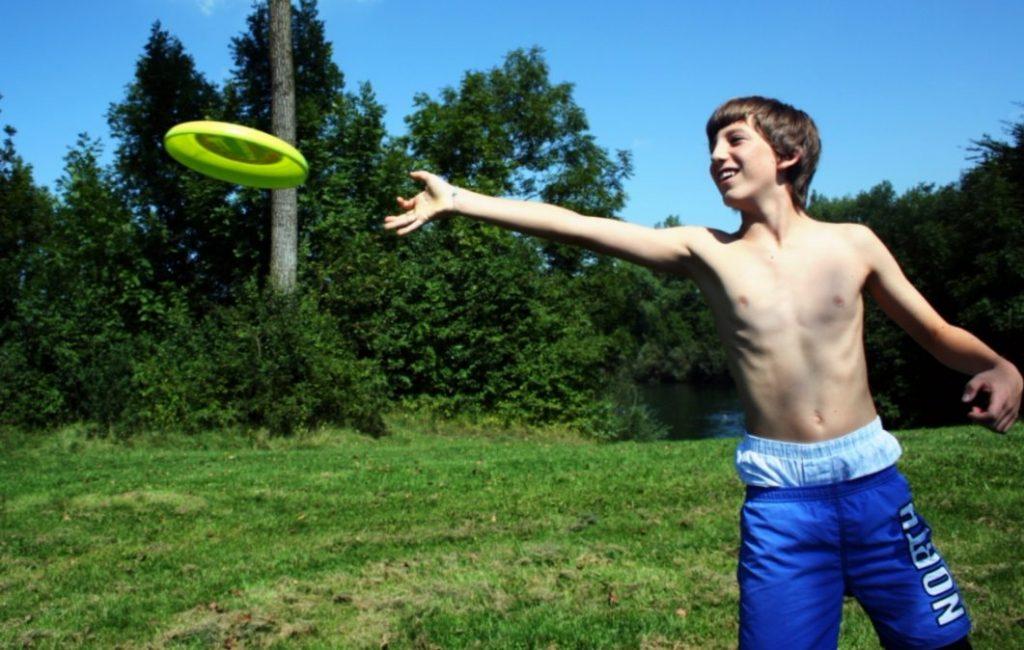Frisbee - cc