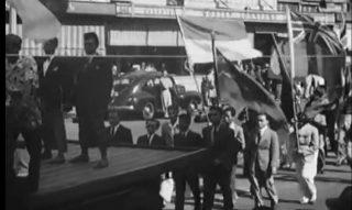 Fragment uit 'Indonesia calling', Joris Ivens (1946)