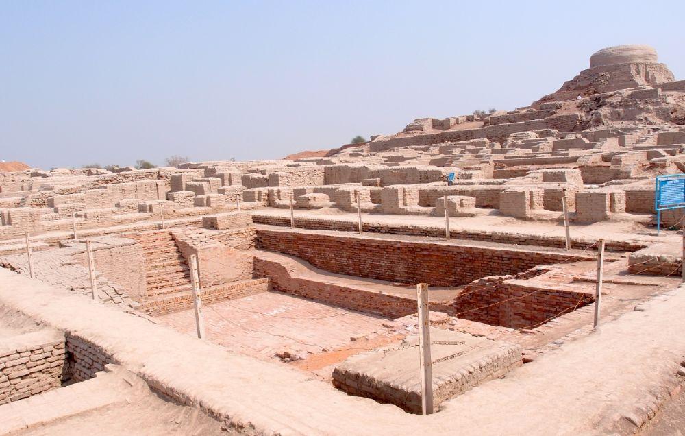Mohenjo-daro - cc