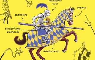 Professor Kleinbrein – De ridders