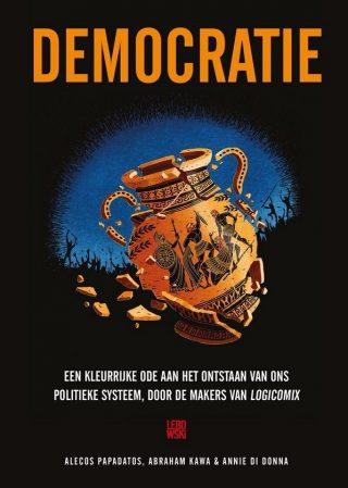 Stripboek - Democratie
