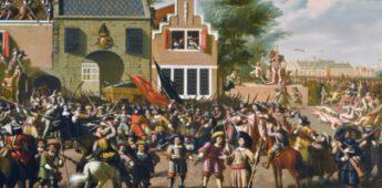 20 augustus 1672 – De gebroeders De Witt worden gelyncht
