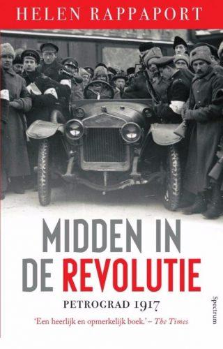 Midden in de Revolutie - Helen Rappaport