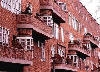 Vrijheidslaan in Amsterdam (Wiki commons)
