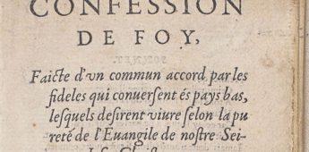 Guido de Brès en de Nederlandse Geloofsbelijdenis