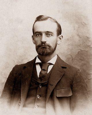 Friedrich Trump in 1918