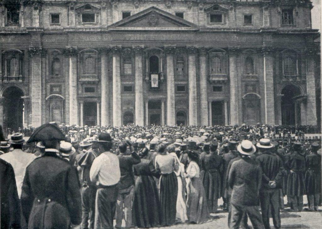 Habemus papam, 1913