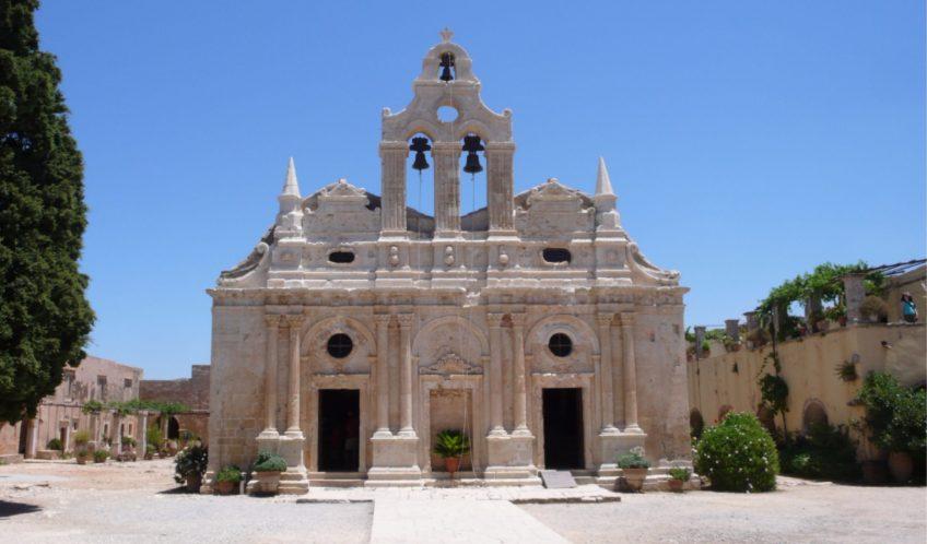 Het Arkadi-klooster