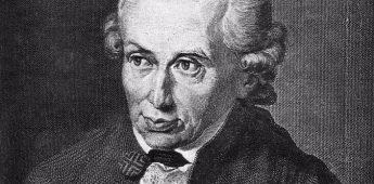 Immanuel Kant (1724-1804) – Duitse Verlichtingsfilosoof