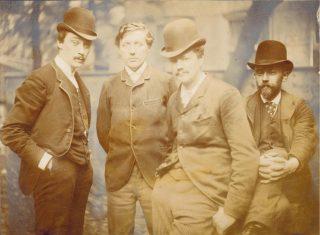 De Tachtigers, 1888