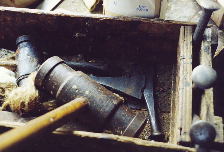 Opkalefateren - Een begrip uit de scheepvaart