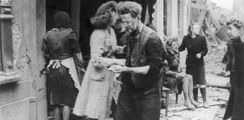 Op 16 december 1944 werd de Rex-bioscoop getroffen door een V2-raket