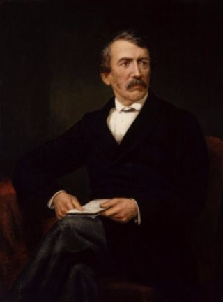 David Livingstone, Frederick Havill
