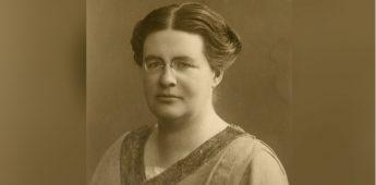 Johanna Westerdijk (1883-1961) – De eerste vrouwelijke hoogleraar van Nederland