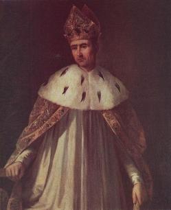 Ramiro II van Aragón, De Monnik
