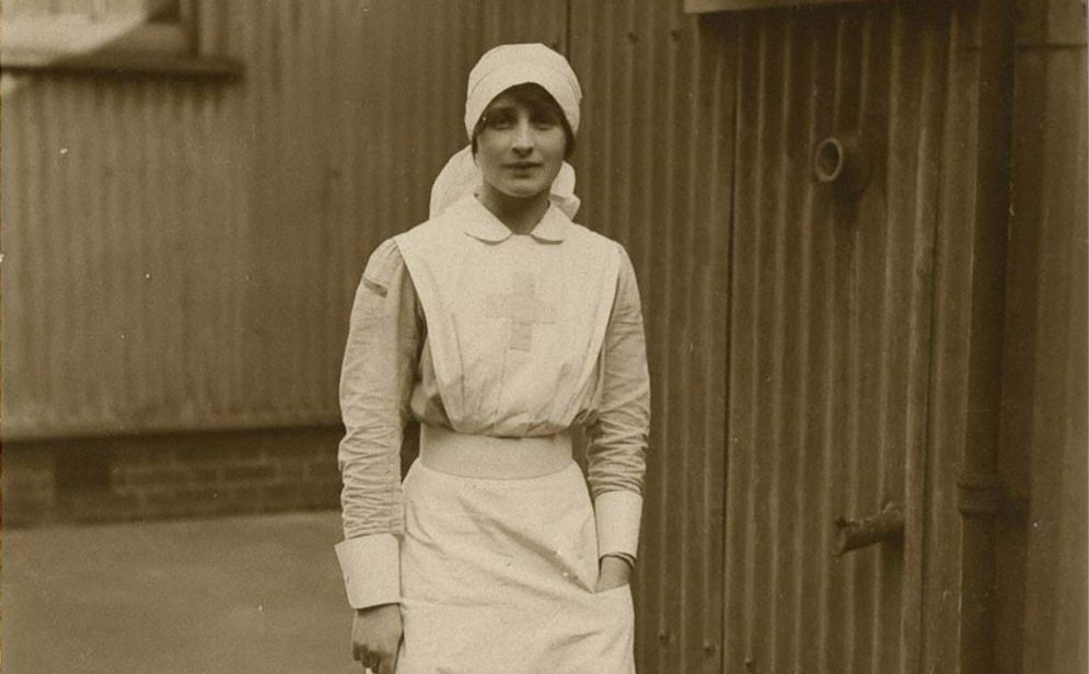 Vera Brittain, feministe aan het front van WOI (Foto: ourwarwickshire.org.uk)