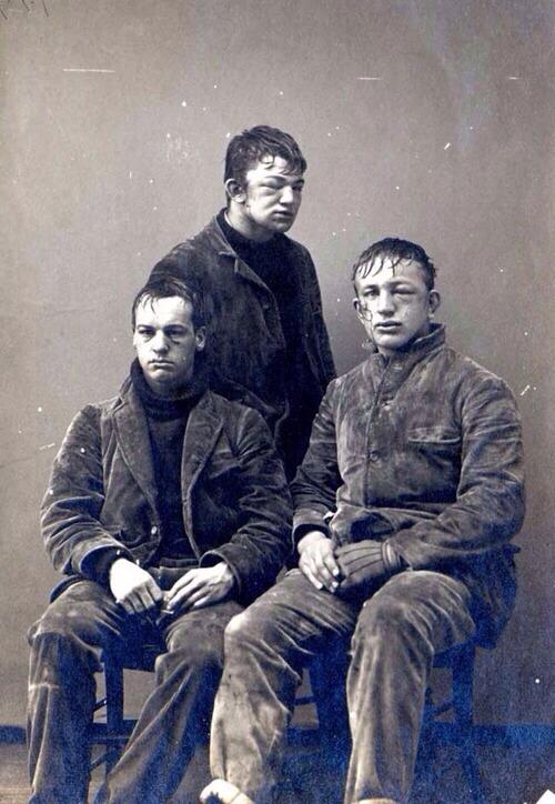 Slachtoffers van het sneeuwballengevecht