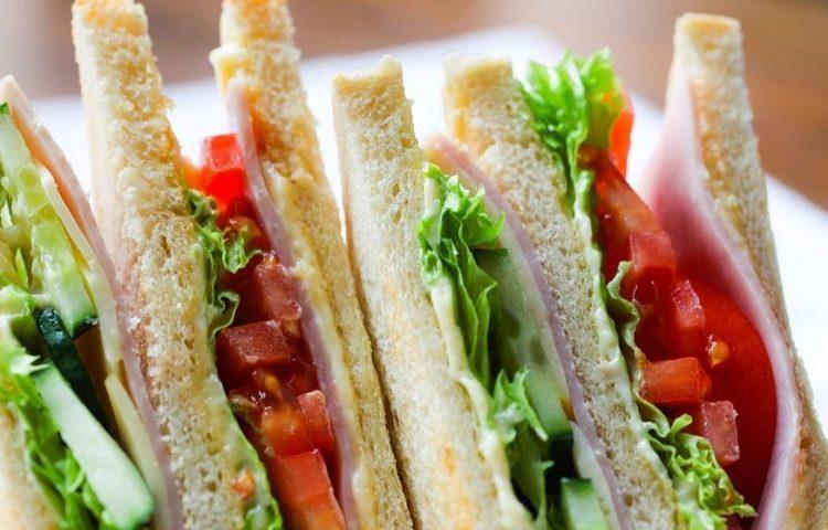 Sandwich (CC - Pixabay - LuckyLife11)