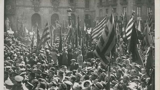 Barcelona 6 oktober 1934