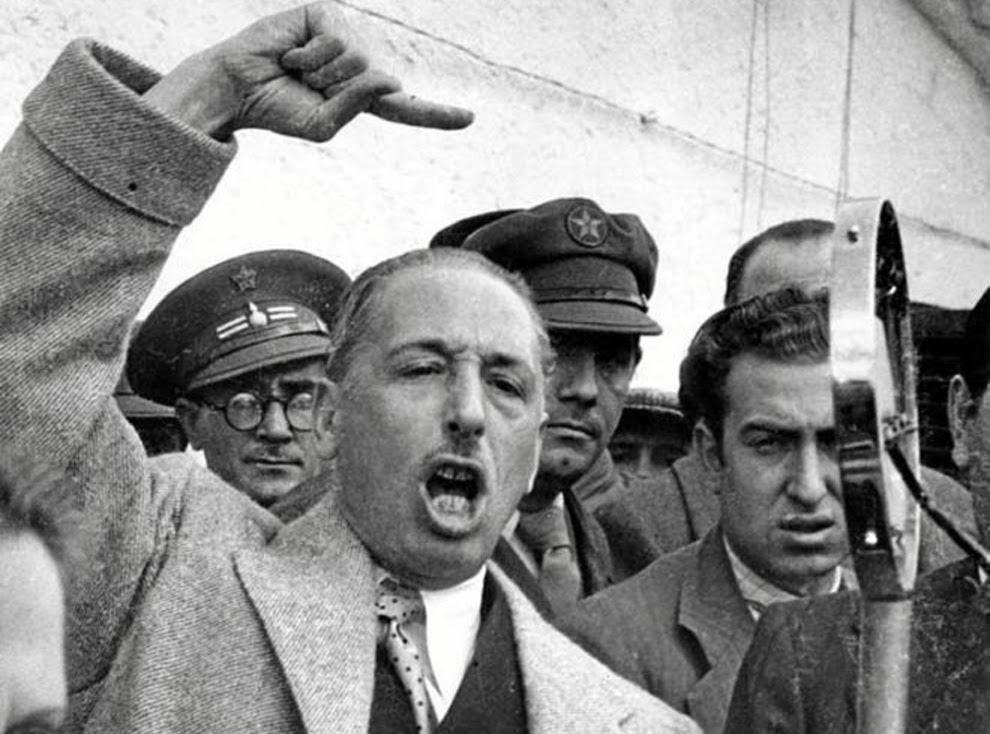 Companys roept de Catalaanse republiek uit