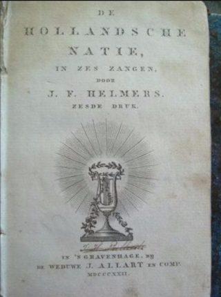 De Hollandsche Natie - J.F. Helmers 1812