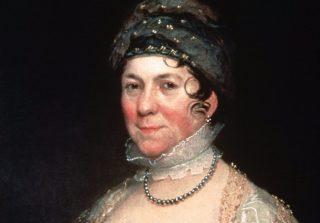 Dolley Madison (1768-1849) - First lady van de Verenigde Staten