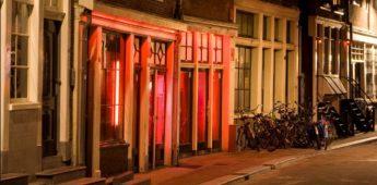 Geschiedenis van de raamprostitutie in Nederland