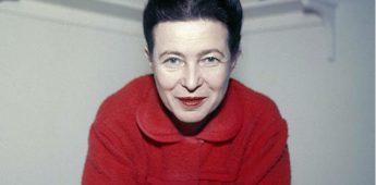 Simone de Beauvoir (1908-1986) – Franse filosoof en feminist