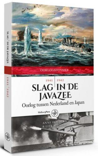 Slag in de Javazee Oorlog tussen Nederland en Japan