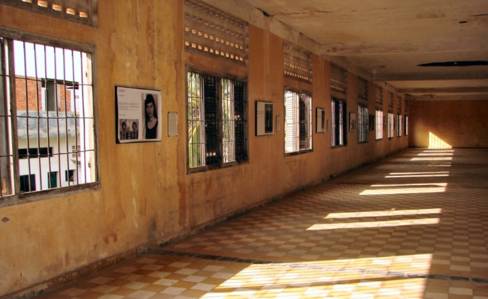 Tuol Sleng Genocide Museum - cc