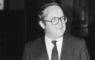 Wilfried Martens in 1982 (cc - Nationaal Archief)