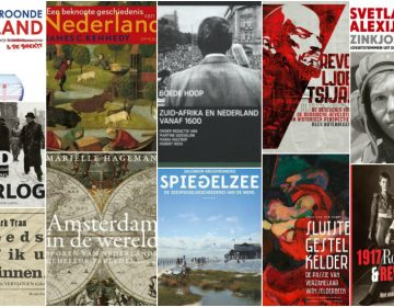 Nieuwe geschiedenisboeken (week 8)