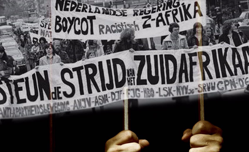 De CPN en de strijd tegen Apartheid