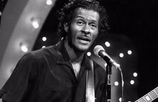Chuck Berry in 1973 - cc