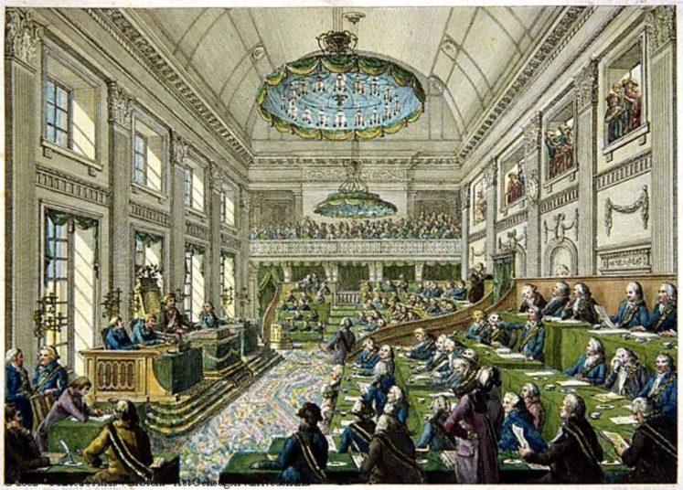 Eerste Nationale Vergadering