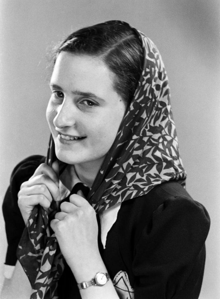Isabel Wachenheimer, Amsterdam 1943 – Foto Annemie Wolff © Monica Kaltenschnee