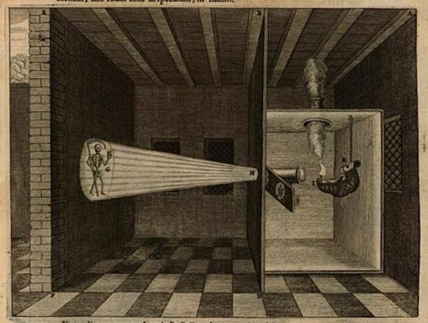 Toverlantaarn uit 1671