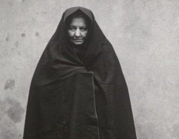 Vrouw met falie (Nederlands Openluchtmuseum)