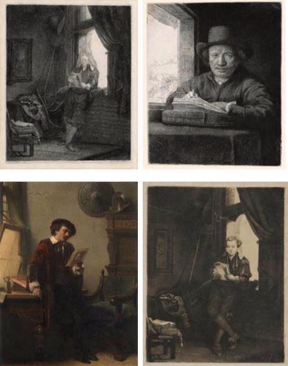 Afbeelding: Rembrandthuis