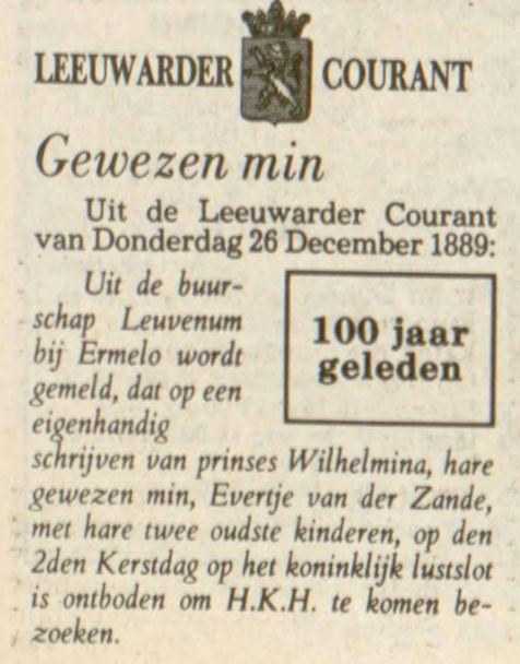Leeuwarder courant, 28-12-1989 (Delpher)