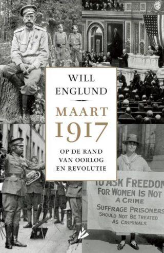 Maart 1917 - Will Englund