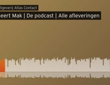 Podcast Geert Mak over Trump, Europa en de wereld
