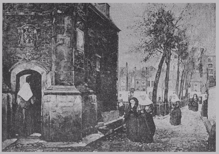 Afbeelding uit Bruges-la-Morte - cc