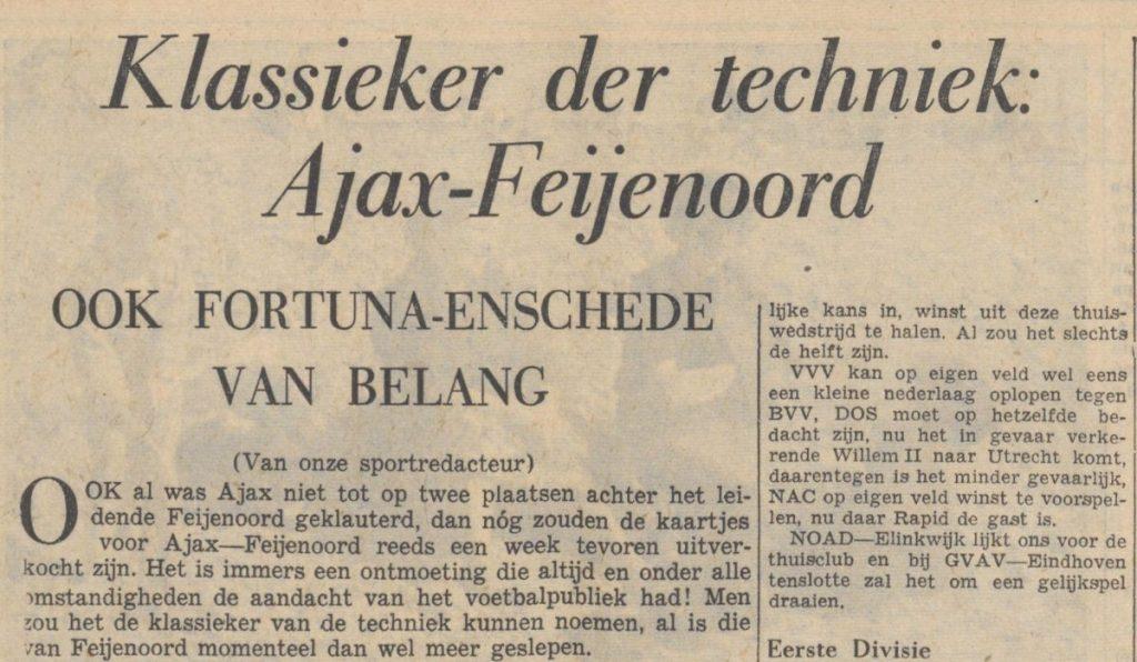 De Waarheid 14-3-1957 bron: Delpher.nl